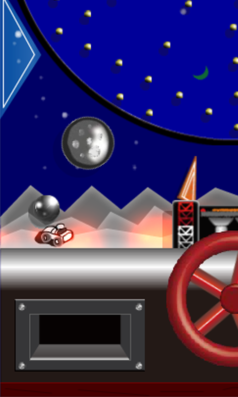 Moon Landing Game- screenshot
