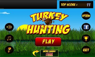 Screenshot of Turkey Hunting