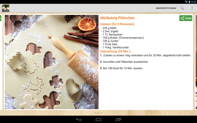 leichte pl tzchen rezepte weihnachten my blog