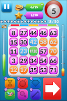 Screenshot of Bingo Madness