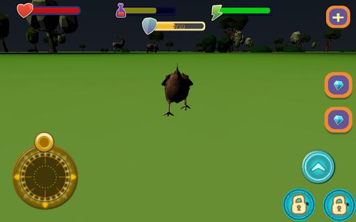 Wild Chicken Simulator