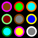 Color Burst LED icon