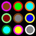 Color Burst LED icon