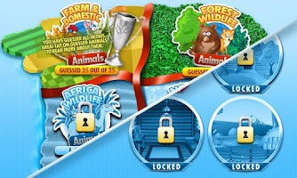 Screenshot of Kids Learn about Animals Lite