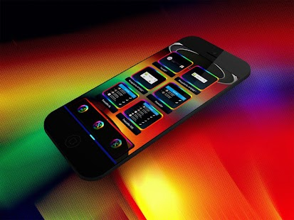 玩個人化App|Prismatic Next Launcher Theme免費|APP試玩