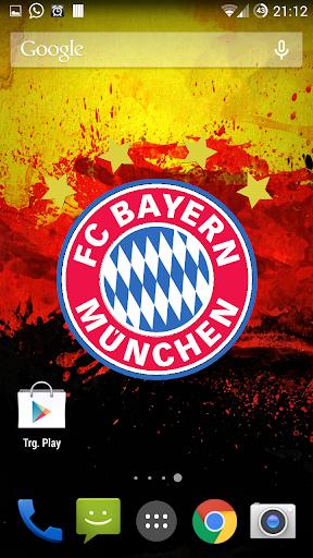 Bayern Munich Live Wallpaper
