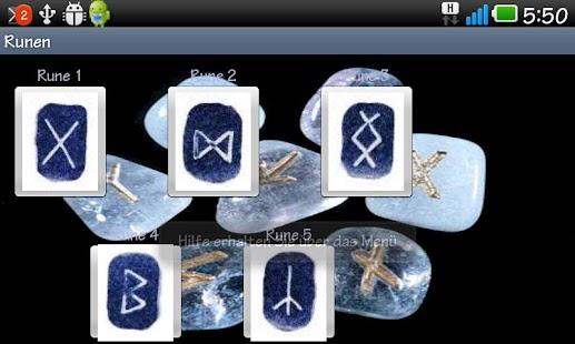 Runen- screenshot thumbnail