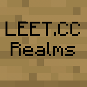 LEET Minecraft Server / Realms for PC and MAC
