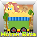 Dino Train Match Up Game icon
