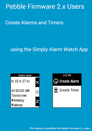 免費下載工具APP|Simply Alarm for Pebble app開箱文|APP開箱王