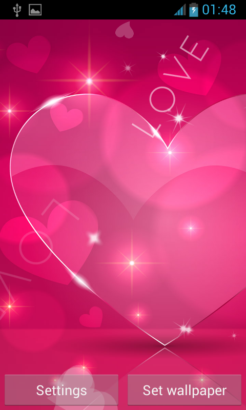 Love Hearts Live Wallpaper - Android Apps on Google Play