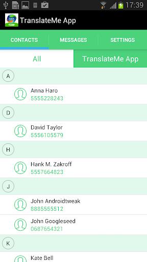 TranslateMe App