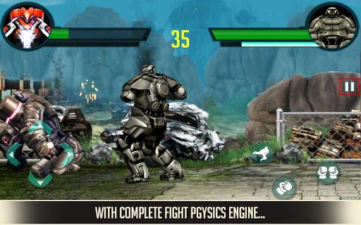 玩免費動作APP 下載該機器人的3D之戰 app不用錢 硬是要APP