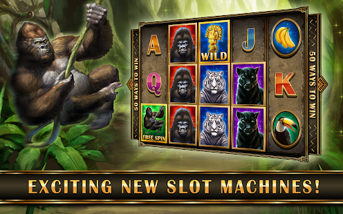 What Can You Expect From Slot Machines That Pay Real Money?