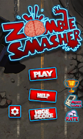 Screenshot of Zombie Smasher