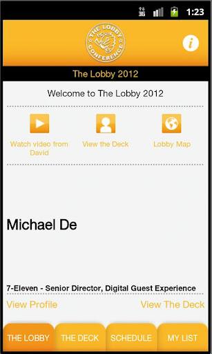 Lobby 2012