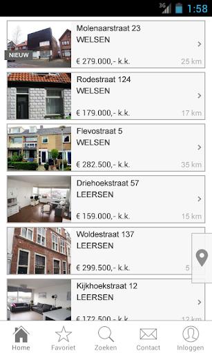 Verbeek Makelaars App
