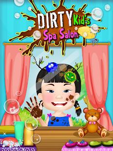 Dirty Kids Spa Salon