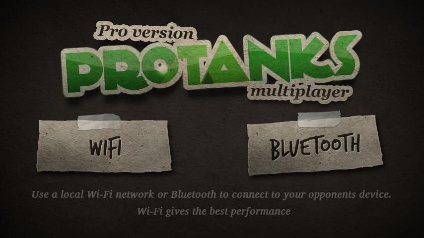 Protanks - screenshot