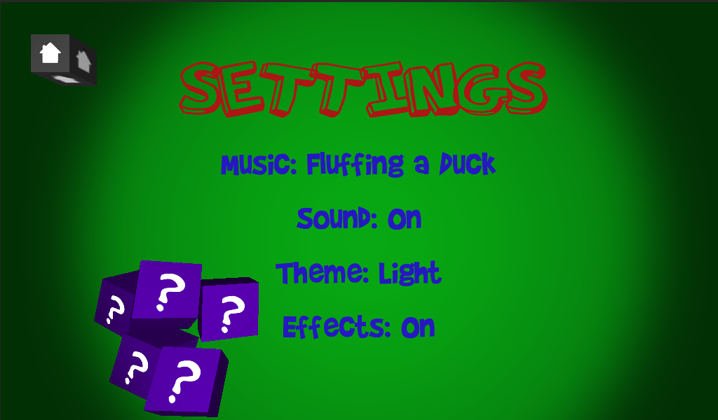 CubeZ - screenshot