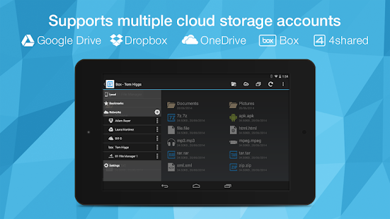B1 File Manager and Archiver 4