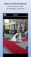 Screenshot of CapsuleCam - Wedding Photo App