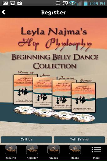 Beginning Belly Dancing