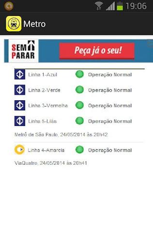 Metro São Paulo Online