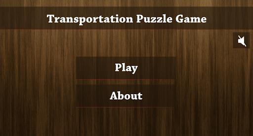 Transportation Jigsaw Puzzle