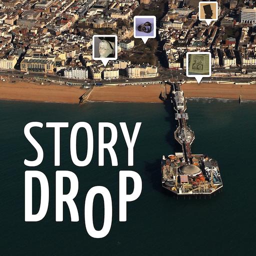 Story Drop 旅遊 App LOGO-APP開箱王