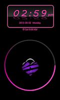 Screenshot of Pink Zebra Theme 4 GO Locker