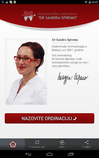 【免費醫療App】Dr Sandra Spremo-APP點子