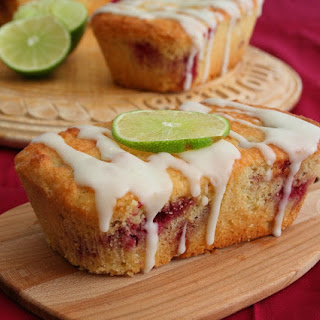 Mini Cranberry Lime Loaves – Low Carb and Gluten-Free