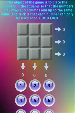 免費解謎App|Magic Squares|阿達玩APP