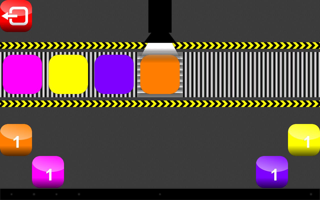Conveyor Sort - screenshot
