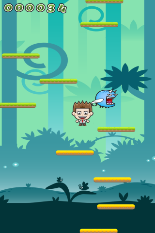 【免費街機App】Jungle Jumpers-APP點子