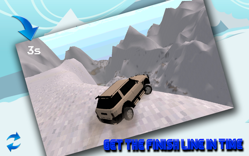 Snow Mountains Racer