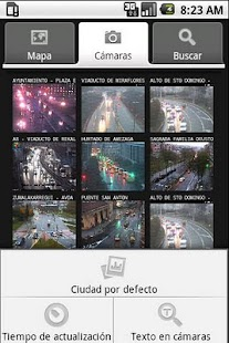 Traffic Cameras in Spain - screenshot thumbnail