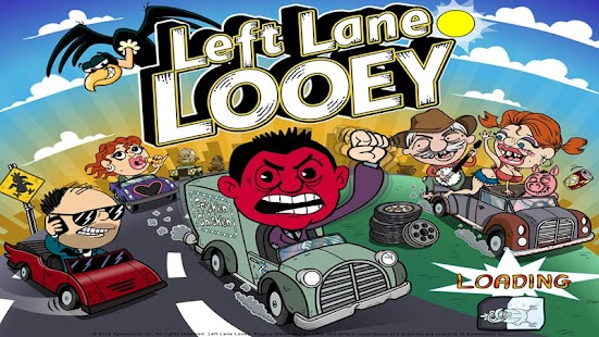 Left Lane Looey Rage Race FREE - screenshot thumbnail