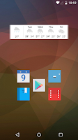 Screenshot of Stark - Icon Pack
