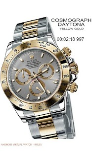 VIRTUAL ROLEX DAYTONA YG - screenshot thumbnail