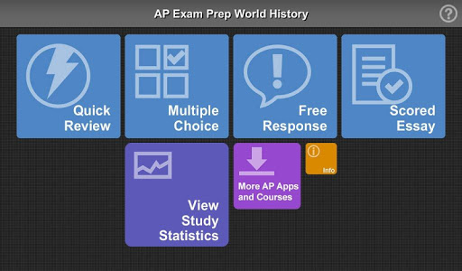 AP Exam Prep World History