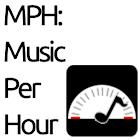 MPH:Music Per Hour icon
