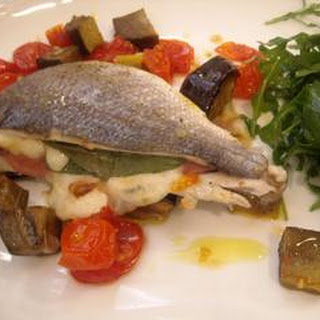Stuffed Sea Bream Recipe