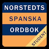 Norstedts spanska student