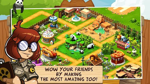Wonder Zoo - Animal rescue MOD Apk