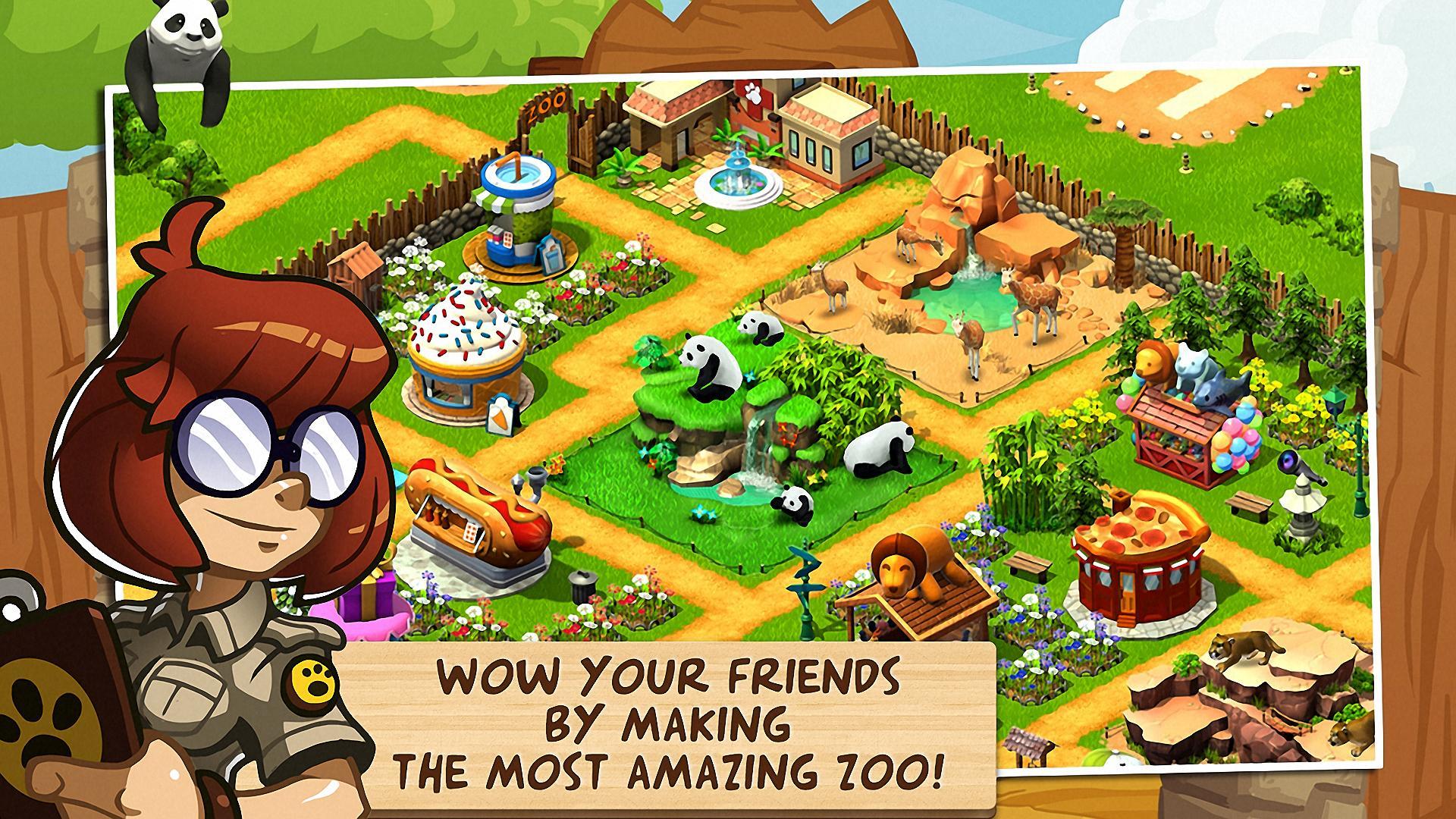 Wonder Zoo - Animal rescue ! screenshot #10
