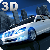 Limo Race Driving 3D