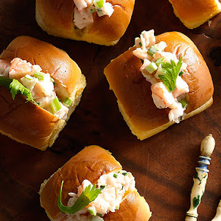 Mini Shrimp Rolls
