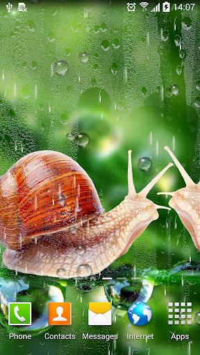 Rain Live Wallpaper 1.0.9 screenshots 1
